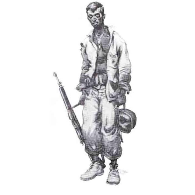 Heroes of Guadalcanal