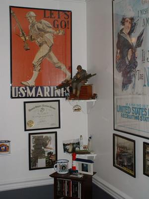 Doc Huelbig's Room