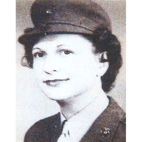 Oldest Living Woman Marine