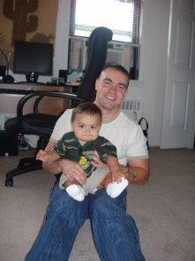 Daddy's Baby Marine