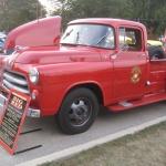 Marine Dodge Truck