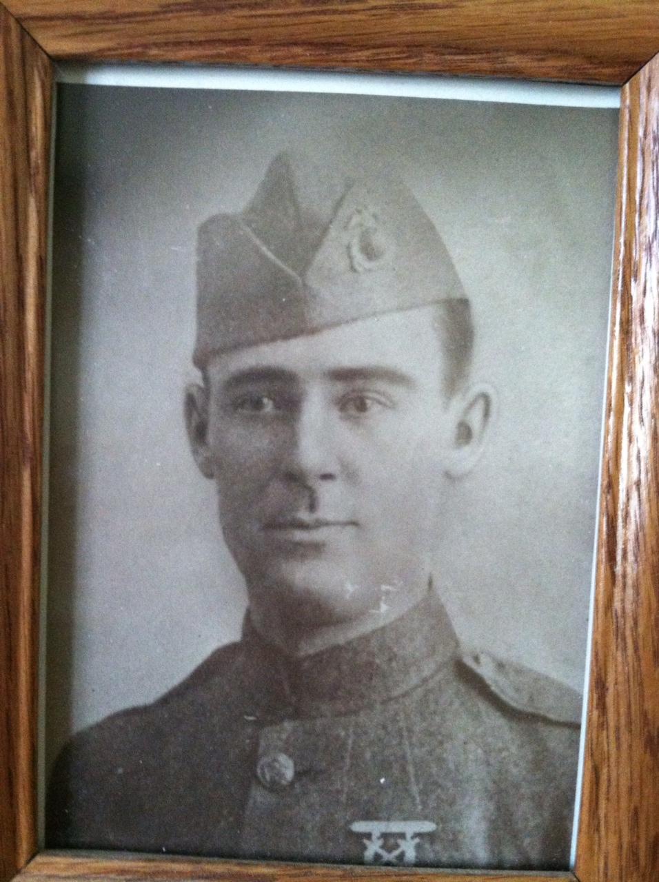 WWI Marine