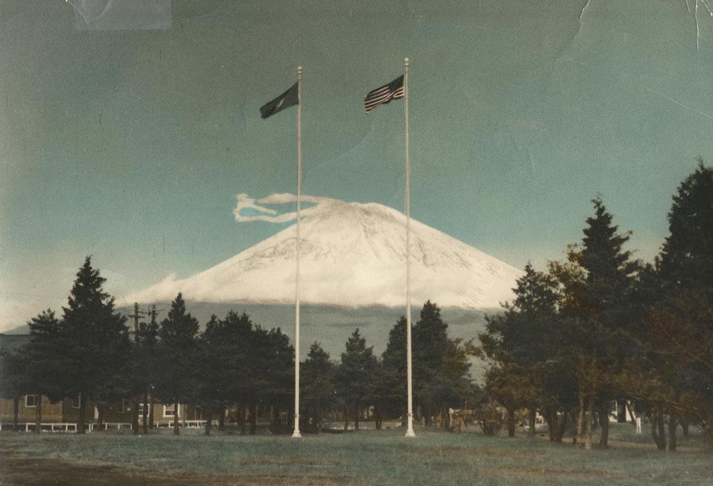 Camp Fuji '55-'56