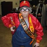 Sgt Grit Halloween 2011