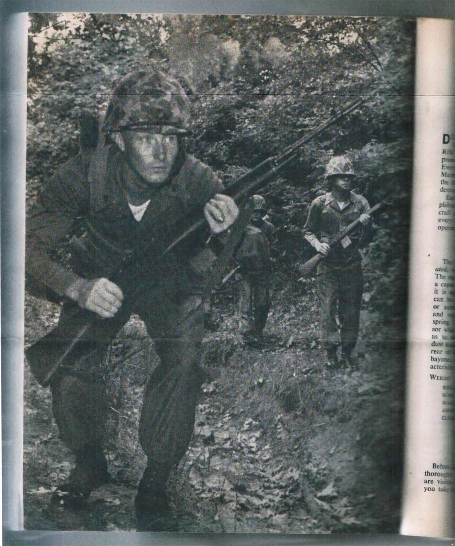 Scouting and Patroling - Marine Guidebook 1963