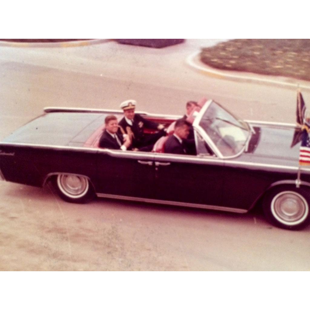1963 JFK Visit to MCRD