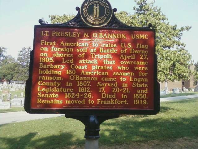 O'Bannon's Grave