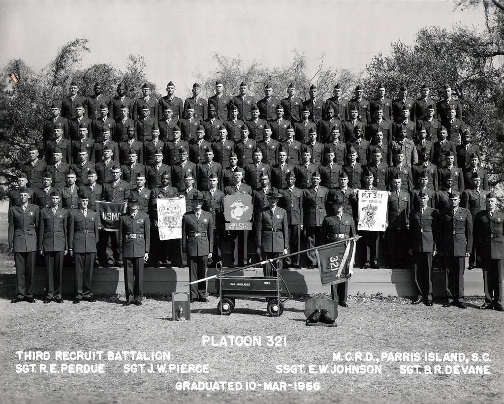 Platoon 321, 1966