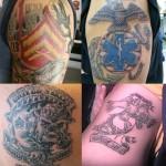 Top 10 Marine Corps Tattoos of 2013