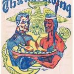 Thanksgiving 1956 PISC