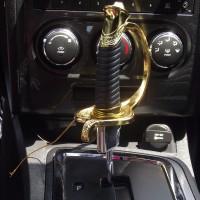 semper fi dodge challenger gear shift