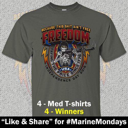 Marine Monday's