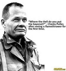LtGen Chesty Puller Quote 1