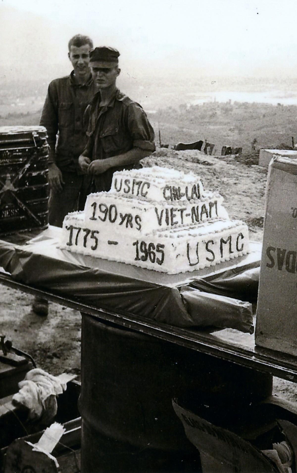 USMC Birthday 1965/66