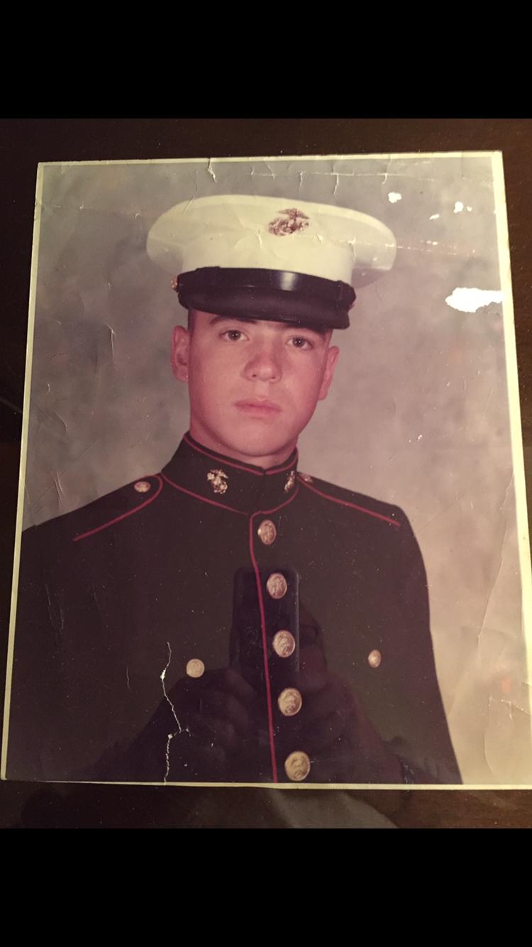 Being a Marine