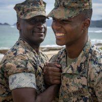 Quiet strength: One Marine's mentorship