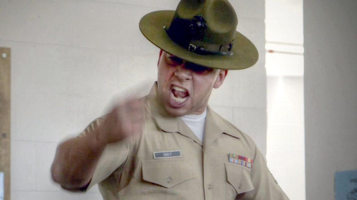 Senior Drill Instructor