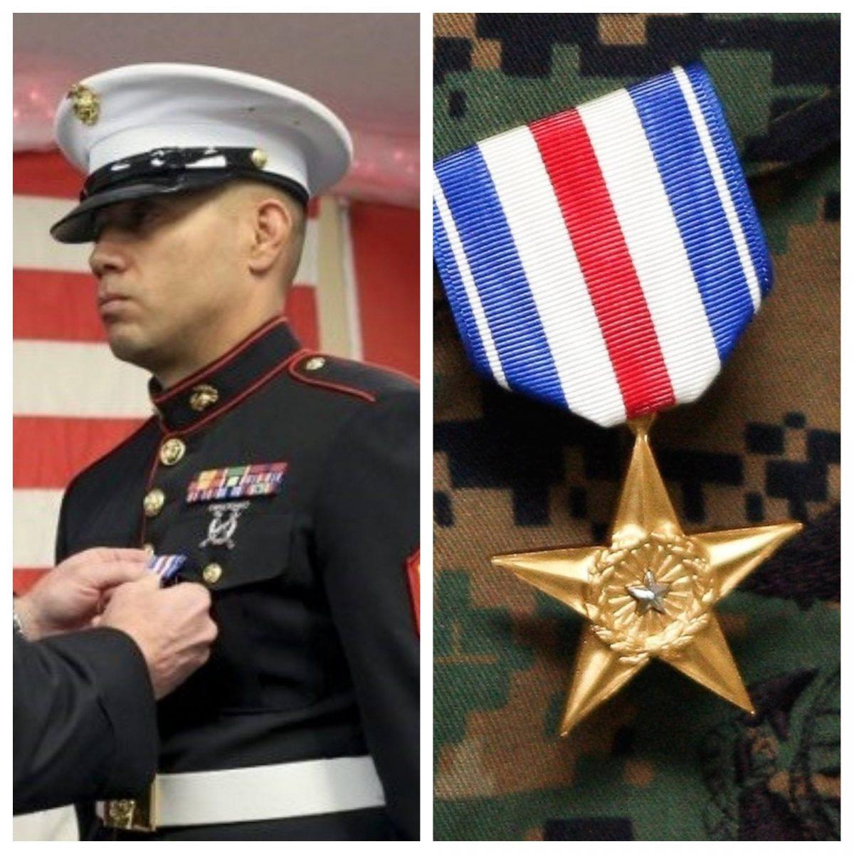 MARINEOF THE WEEK // He refused to leave a fallen Marine behind…