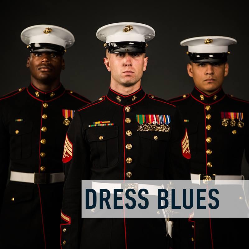 Dress Blues!
